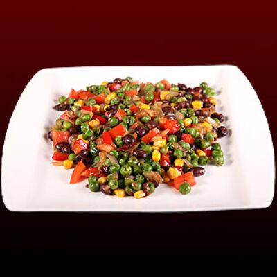 Extra köret - Grill zöldség