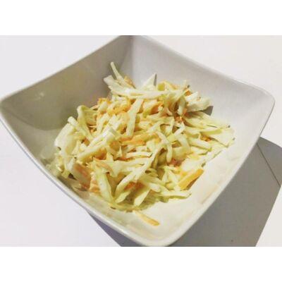 Házi coleslaw saláta (amerikai káposztasaláta)