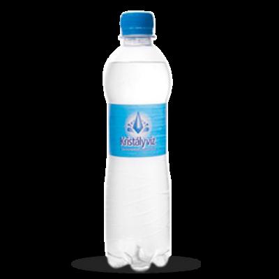 Kristályvíz - szénsavas