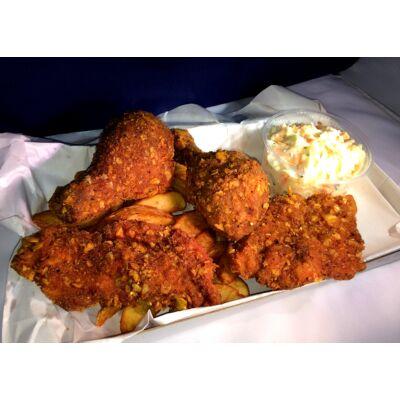 Kentucky csirke tál