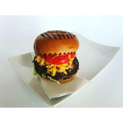 Prémium sajtburger