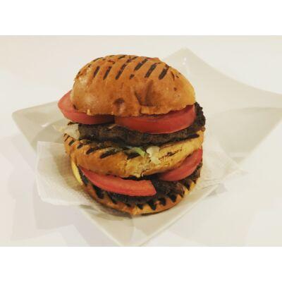 Prémium dupla burger