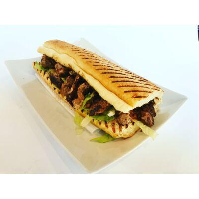 Vaslapos szendvics roston tarjával