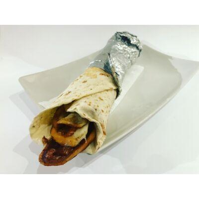 Vega tortilla tekercs grillezett sajttal