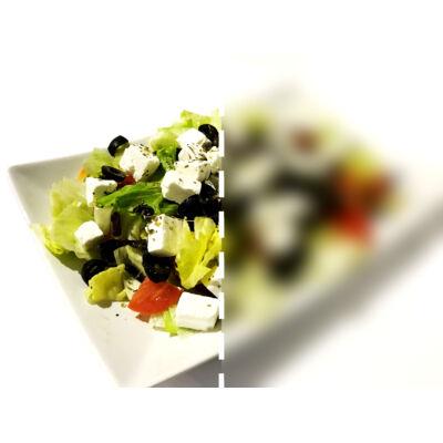 Görög saláta - fél adag