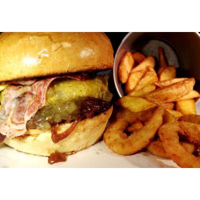 Repeta burger  (köret nélkül)