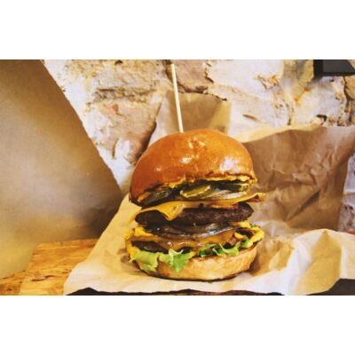 Dupla Burger (köret nélkül)