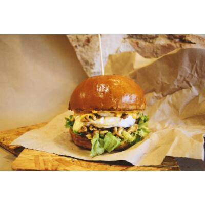 Vega burger (köret nélkül)