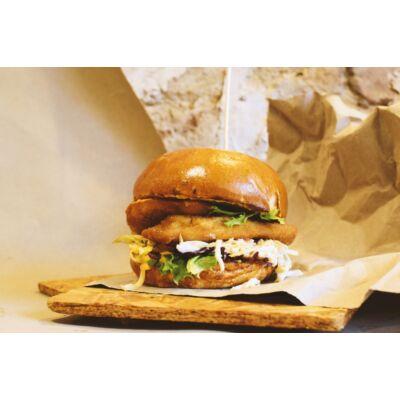 Csirkés burger (köret nélkül)