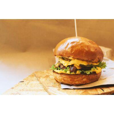 Sajtburger (köret nélkül)