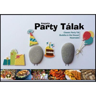 ITTALI PARTY TÁL -  5 főre adagolt húsok, köretek, és szószok, hogy neked csak a bulira kelljen koncentrálnod!
